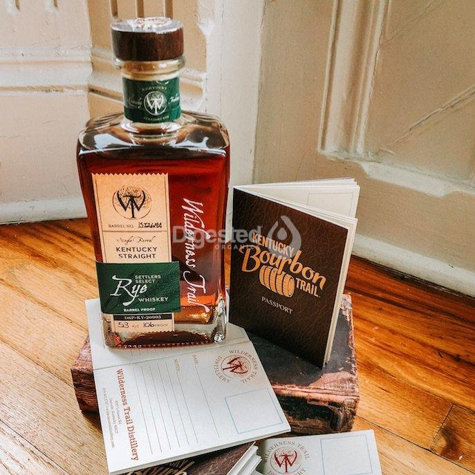 Congratulations to Wilderness Trail for Joining the Kentucky Bourbon Trail!